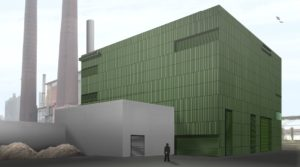 Biomassacentrale Strijp T