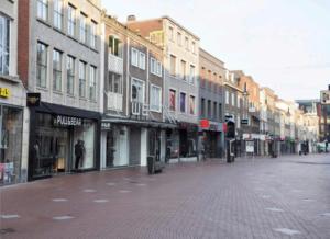 Demer en Hermanus Boexstraat , Eindhoven